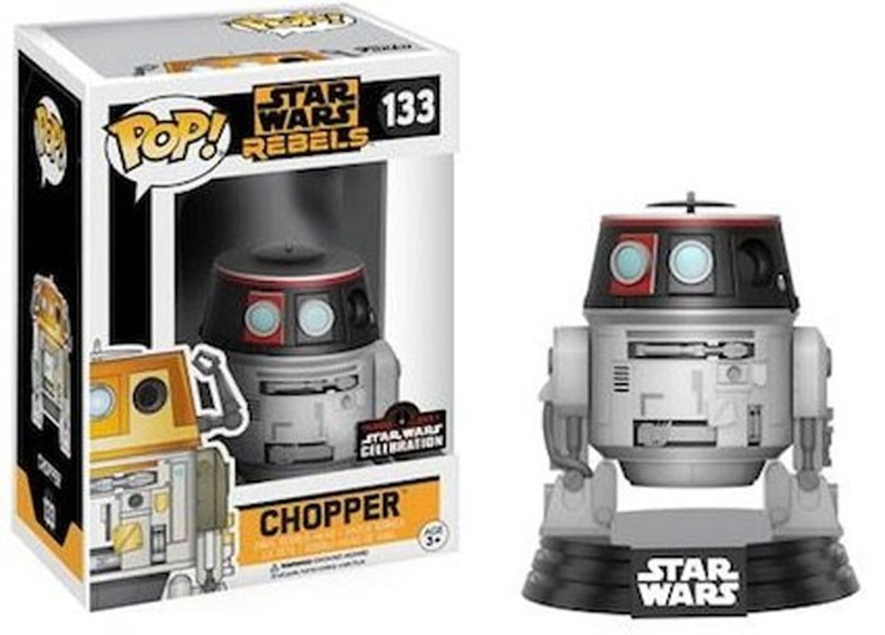 Chopper Imperial Disguise