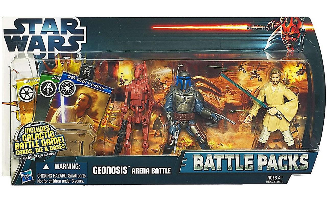 Geonosis Arena Battle