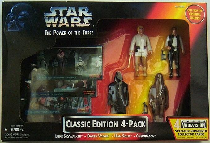 Classic Edition 4-Pack