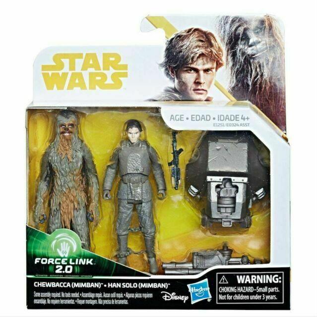 Han Solo & Chewbacca -