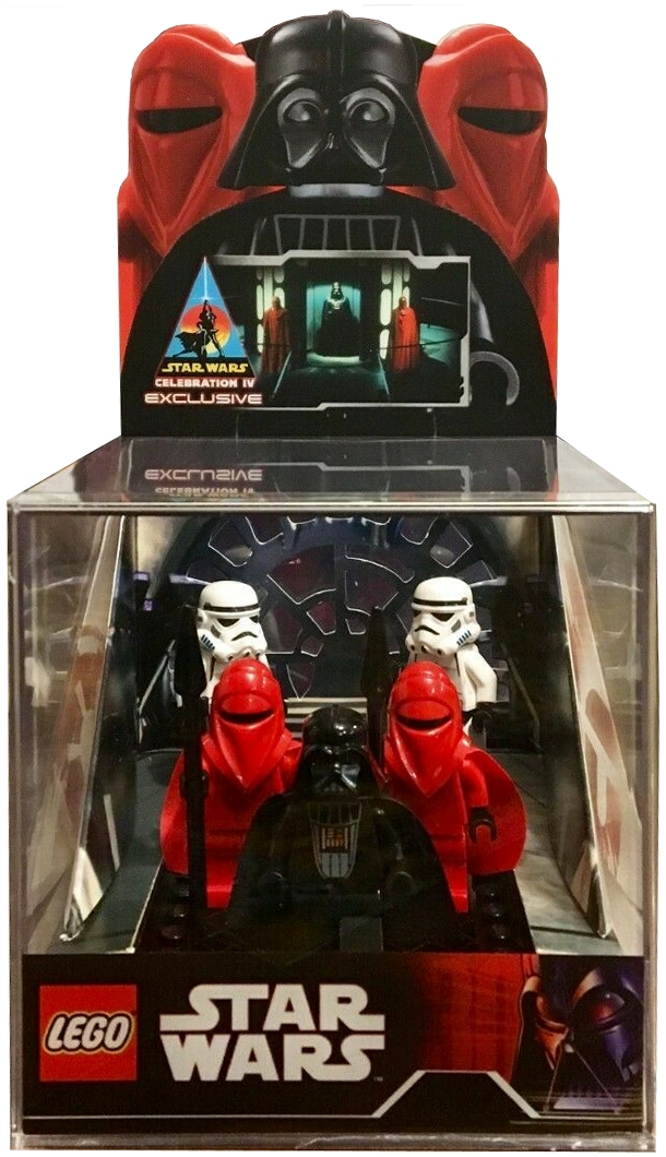 Star Wars Celebration IV Exclusive
