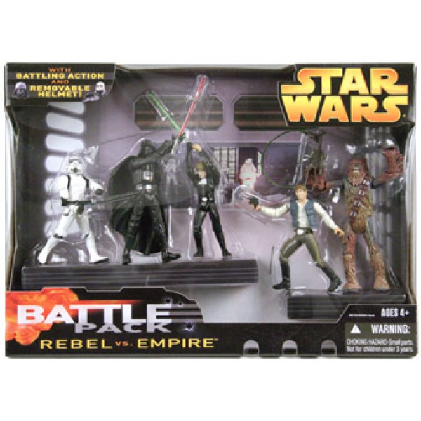 Rebels vs. Empire -