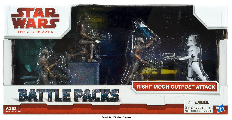 Rishi Moon Outpost Attack Battlepack (TCW) -