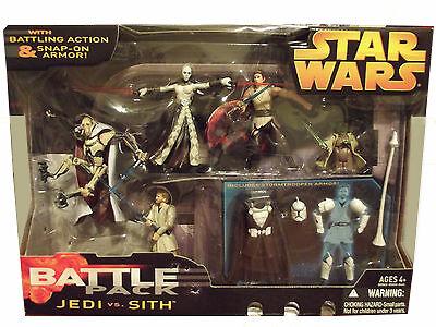 Jedi vs. Sith -