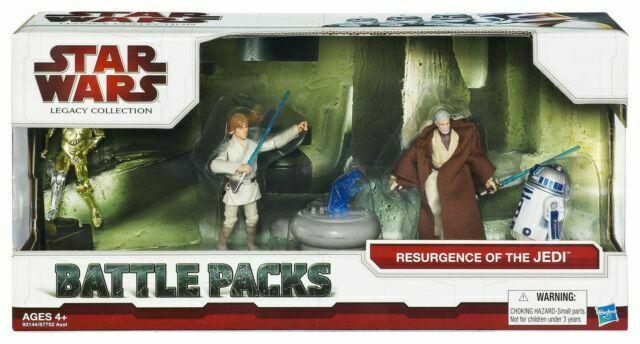 Resurgence of the Jedi -
