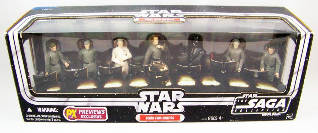 Death Star Briefing 7-Pack (Saga 06) -
