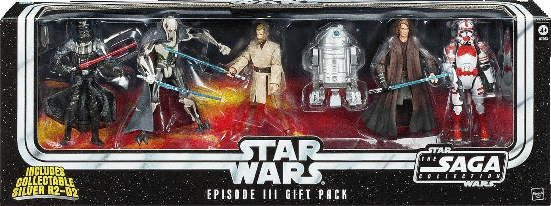 Episode III Gift Pack (Saga 06)