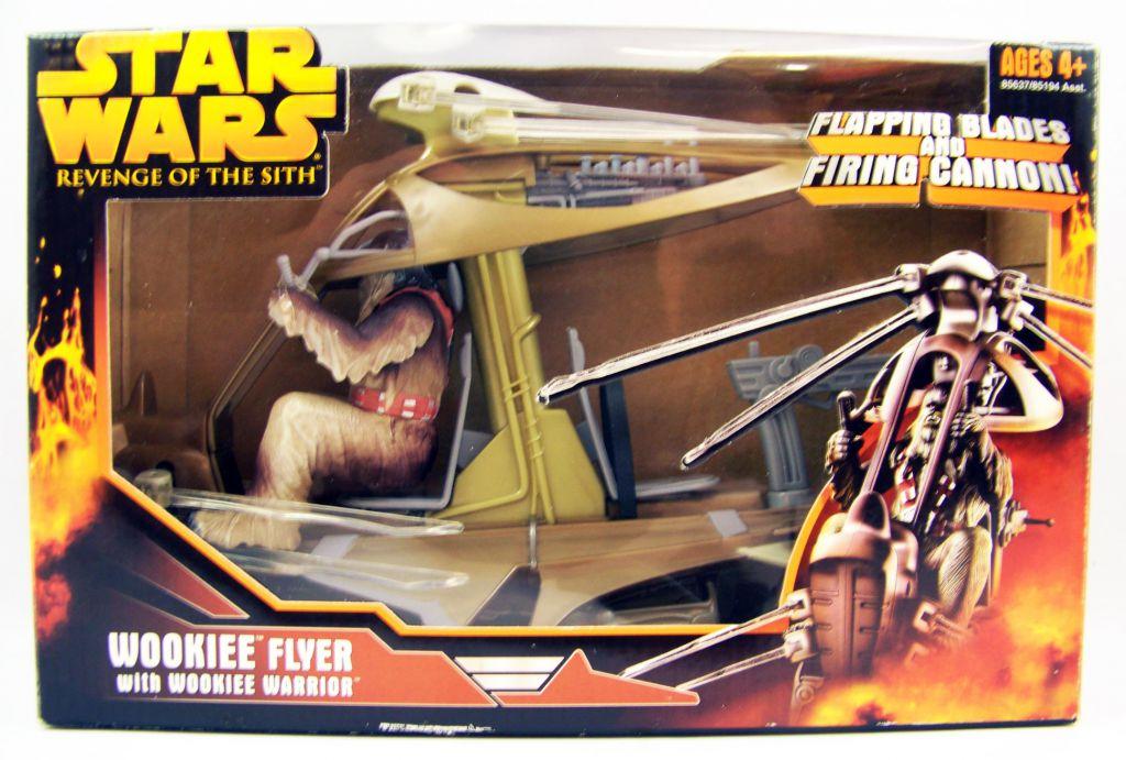 Wookiee Flyer (with Wookiee Warrior) -