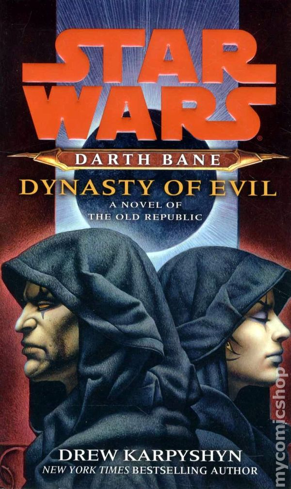 Star Wars Darth Bane: Dynasty of Evil