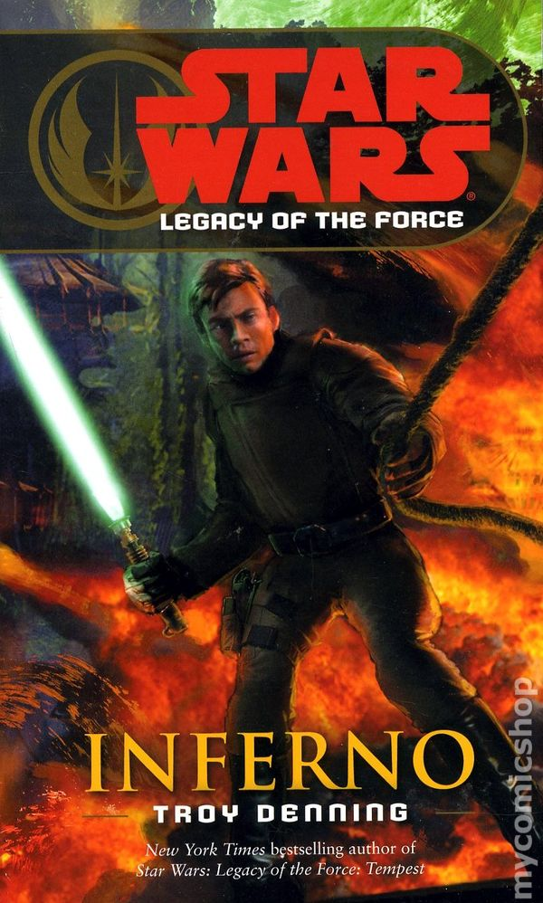 Star Wars Legacy of the Force: Inferno