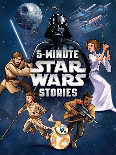 The Ewoks Join the Fight (5-Minute Stories)