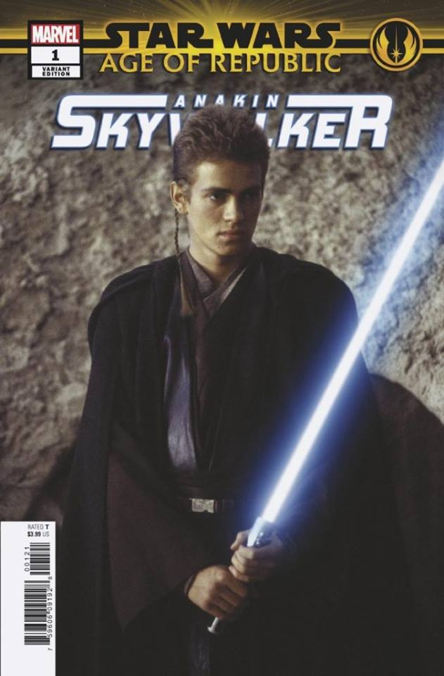 Star Wars Age of Republic: Anakin Skywalker - Movie Variant