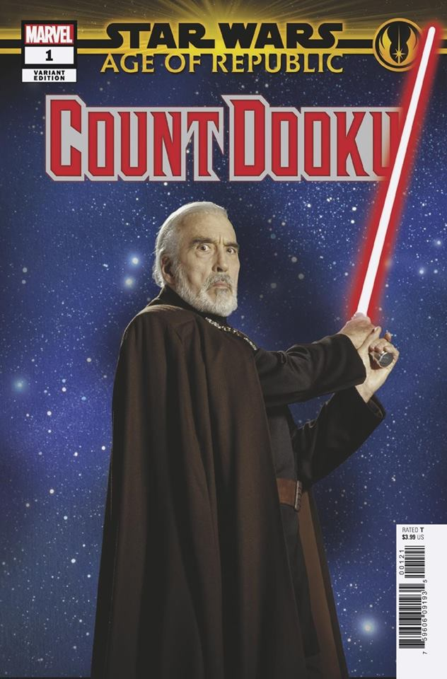 Star Wars Age of Republic: Count Dooku - Movie Variant