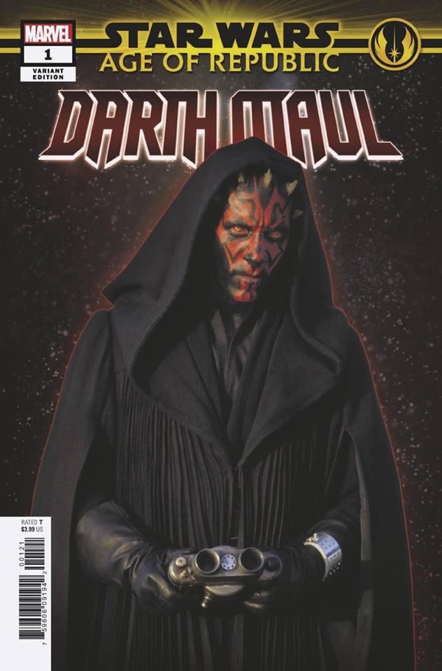 Star Wars Age of Republic: Darth Maul - Movie Variant
