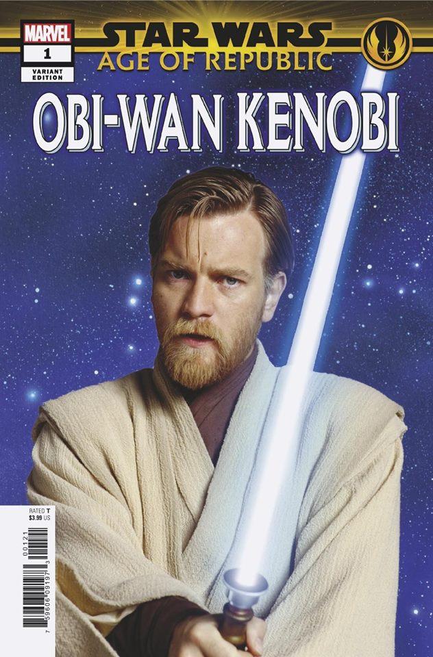 Star Wars Age of Republic: Obi-Wan Kenobi - Movie Variant