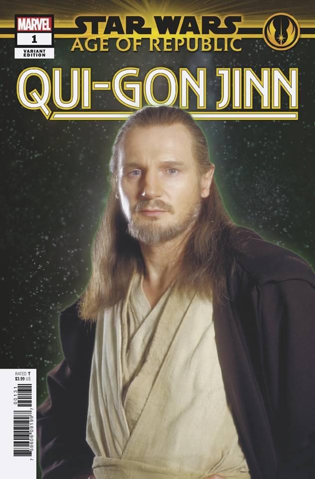 Star Wars Age of Republic: Qui-Gon Jinn - Movie Variant