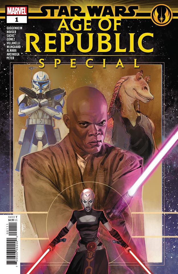 Star Wars Age of Republic Special - First Printing