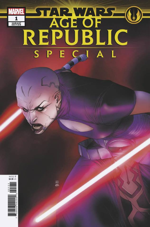 Star Wars Age of Republic Special - Khoi Pham Variant