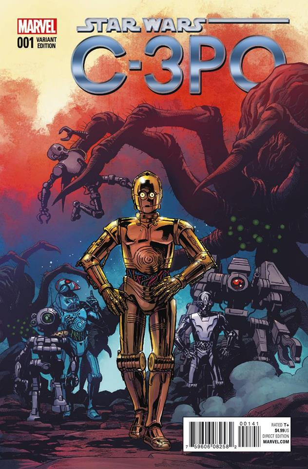 Star Wars C-3PO - Droid Ensemble Variant 2