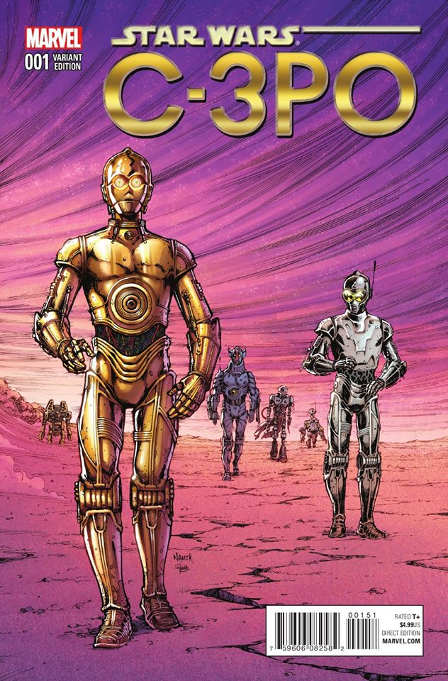 Star Wars C-3PO - Droid Ensemble Variant