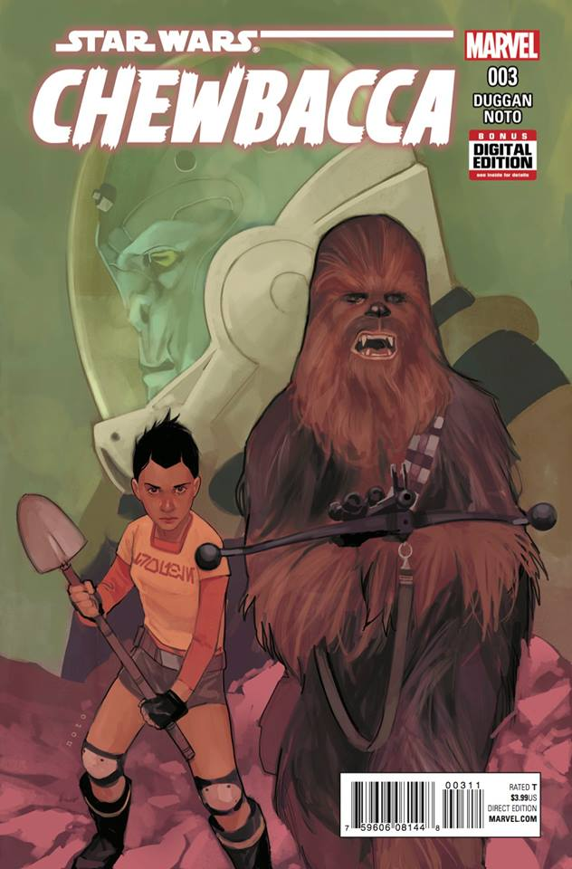 Star Wars Chewbacca 3