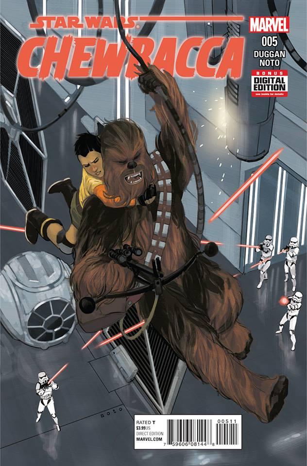 Star Wars Chewbacca 5
