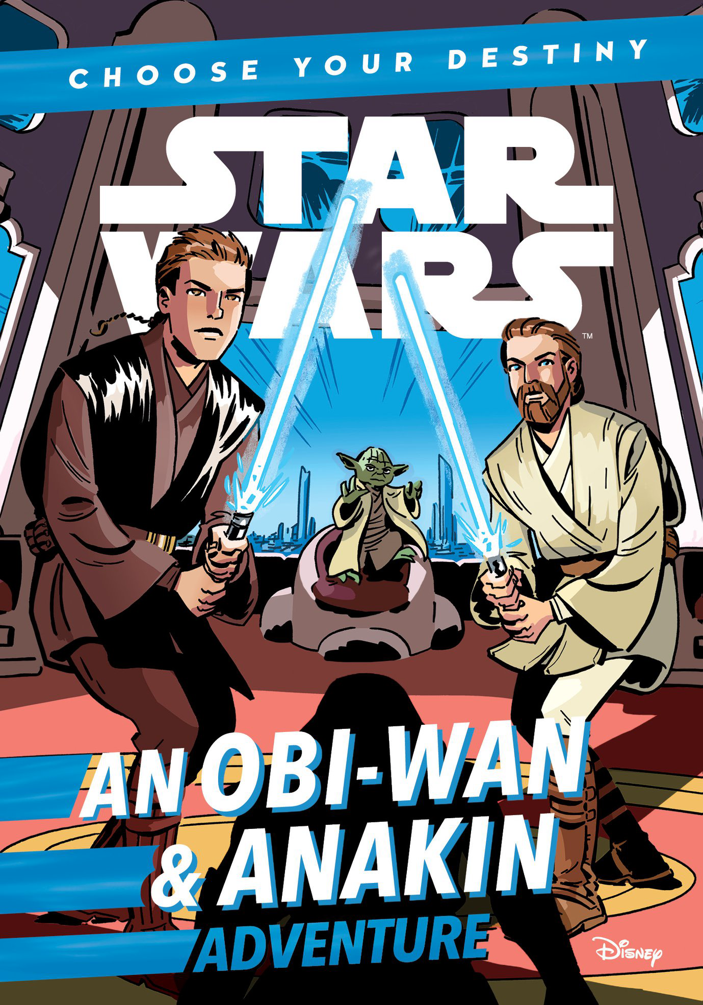 Star Wars: Choose Your Destiny - An Obi-Wan and Anakin Adventure
