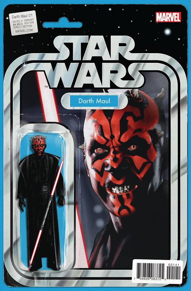 Star Wars Darth Maul 1 - Action Figure Variant - Darth Maul