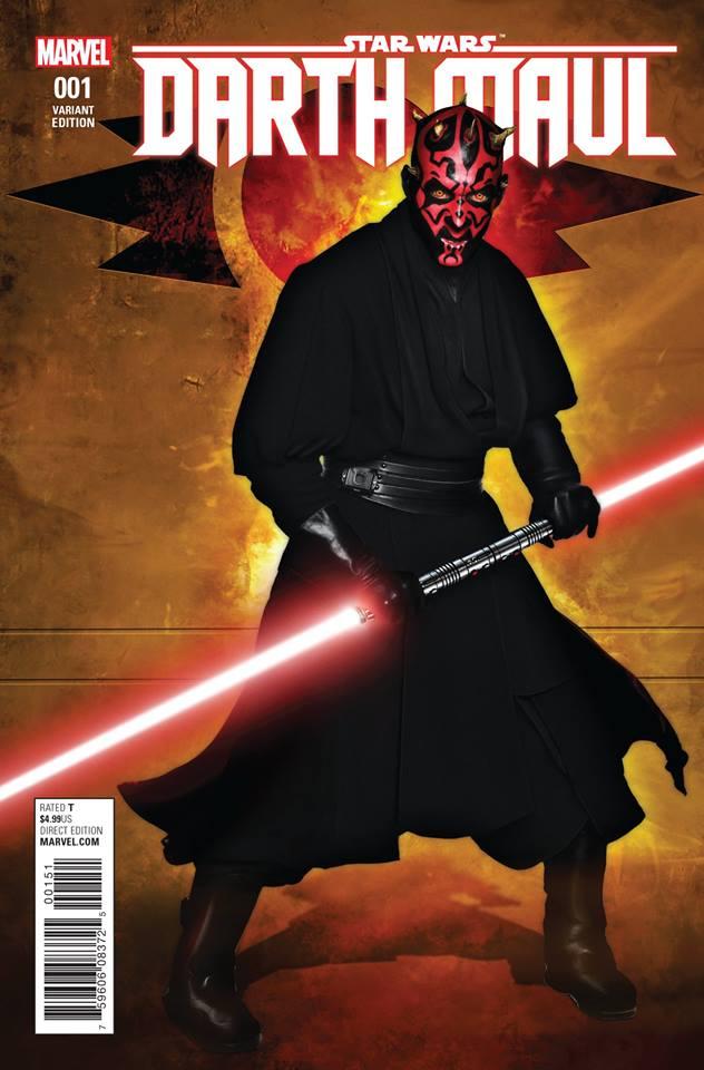 Star Wars Darth Maul 1 - Movie Variant