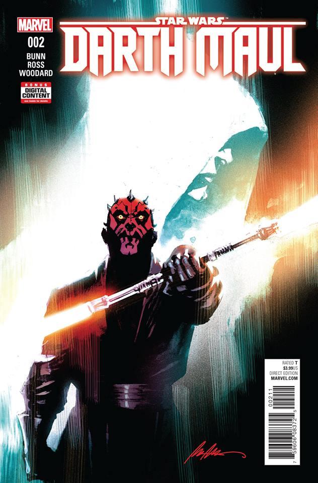 Star Wars Darth Maul 2 (Marvel)