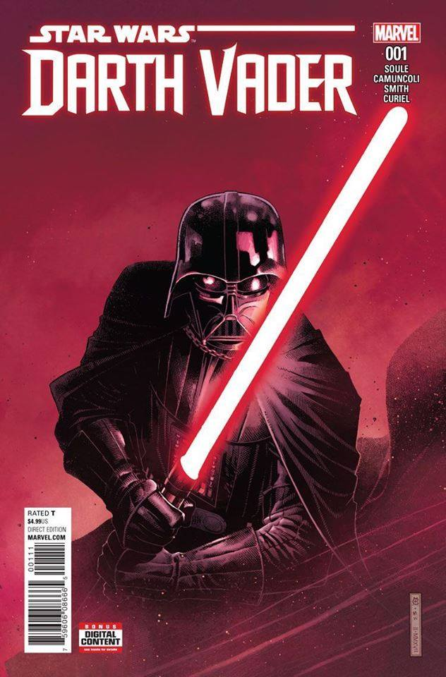 Star Wars Darth Vader: The Chosen One