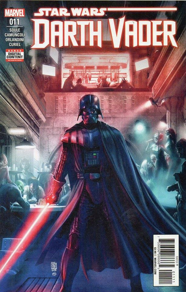 Star Wars Darth Vader: The Rule of Five