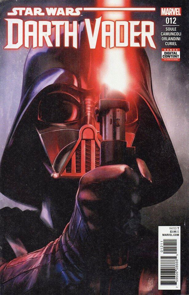 Star Wars Darth Vader (II) 12