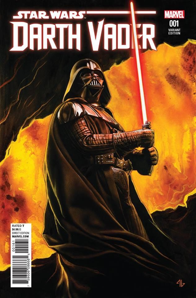 Star Wars Darth Vader (II) 1 - Adi Granov Variant