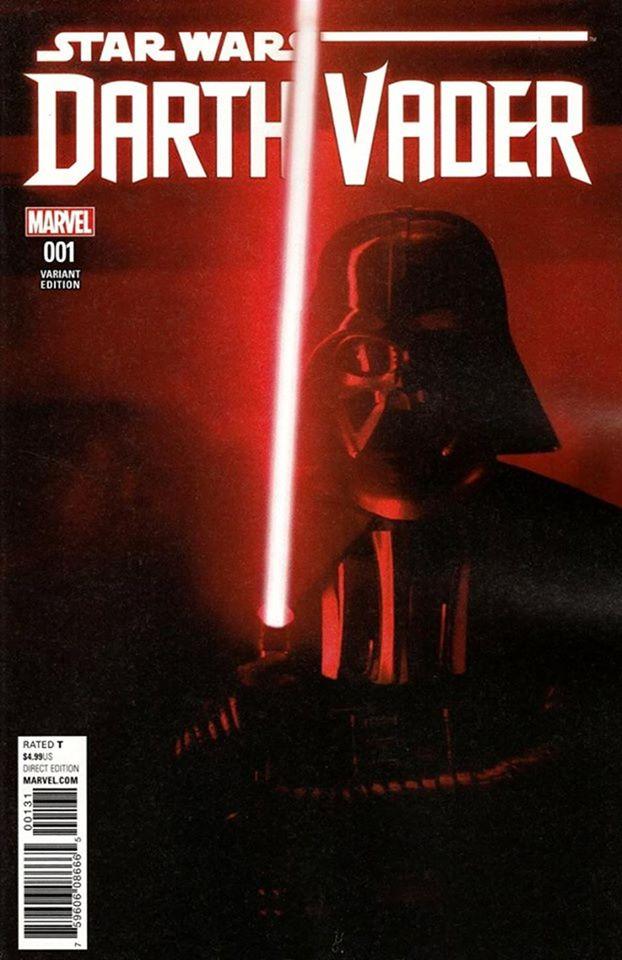 Star Wars Darth Vader (II) 1 - Movie Variant