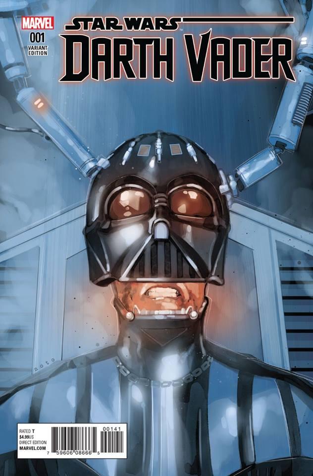 Star Wars Darth Vader (II) 1 - Phil Noto Variant