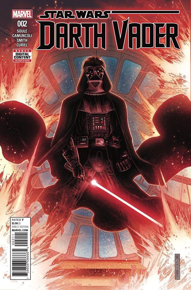 Star Wars Darth Vader (II) 2