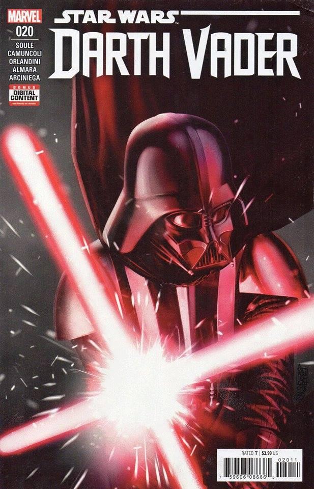 Star Wars Darth Vader (II) 20