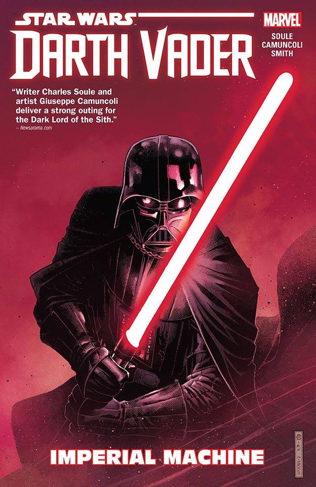 Star Wars Darth Vader Vol. 1: Imperial Machine