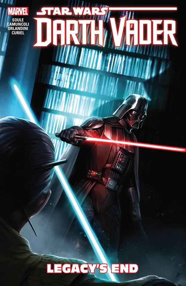 Star Wars Darth Vader Vol. 2: Legacy's End