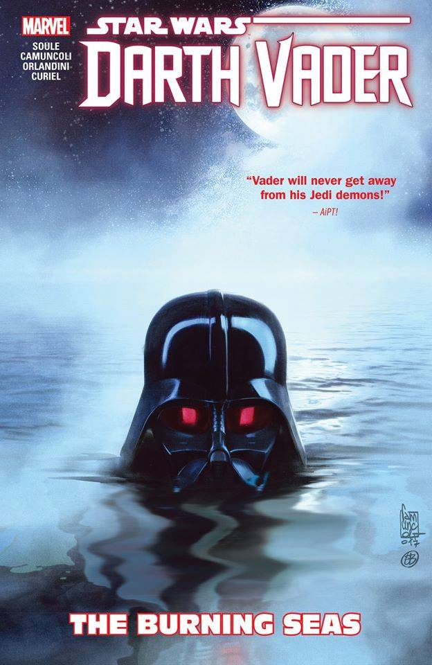 Star Wars Darth Vader Vol. 3: Burning Seas