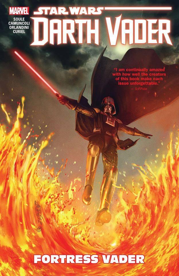 Star Wars Darth Vader Vol. 4: Fortress Vader