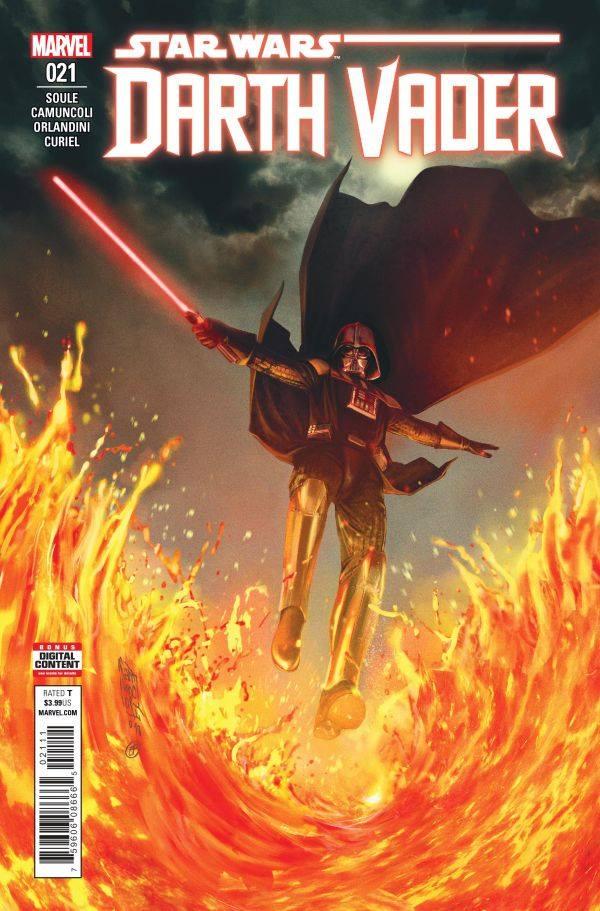 Star Wars Darth Vader (II) 21