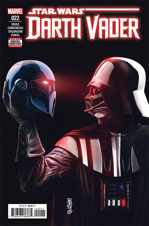 Star Wars Darth Vader (II) 22