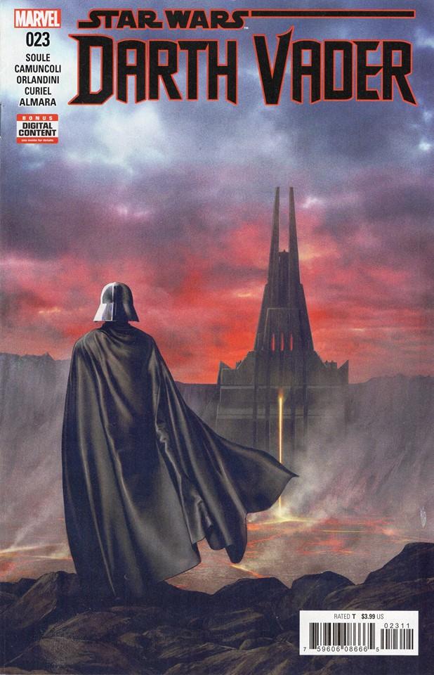 Star Wars Darth Vader (II) 23