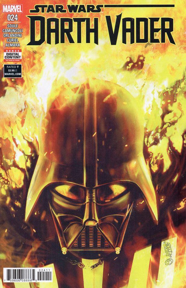 Star Wars Darth Vader (II) 24