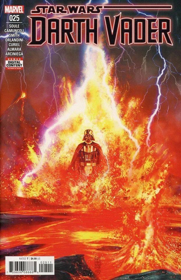 Star Wars Darth Vader (II) 25