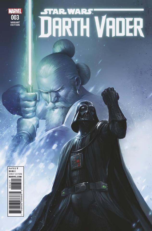 Star Wars Darth Vader (II) 3 - Giuseppe Camuncoli Variant