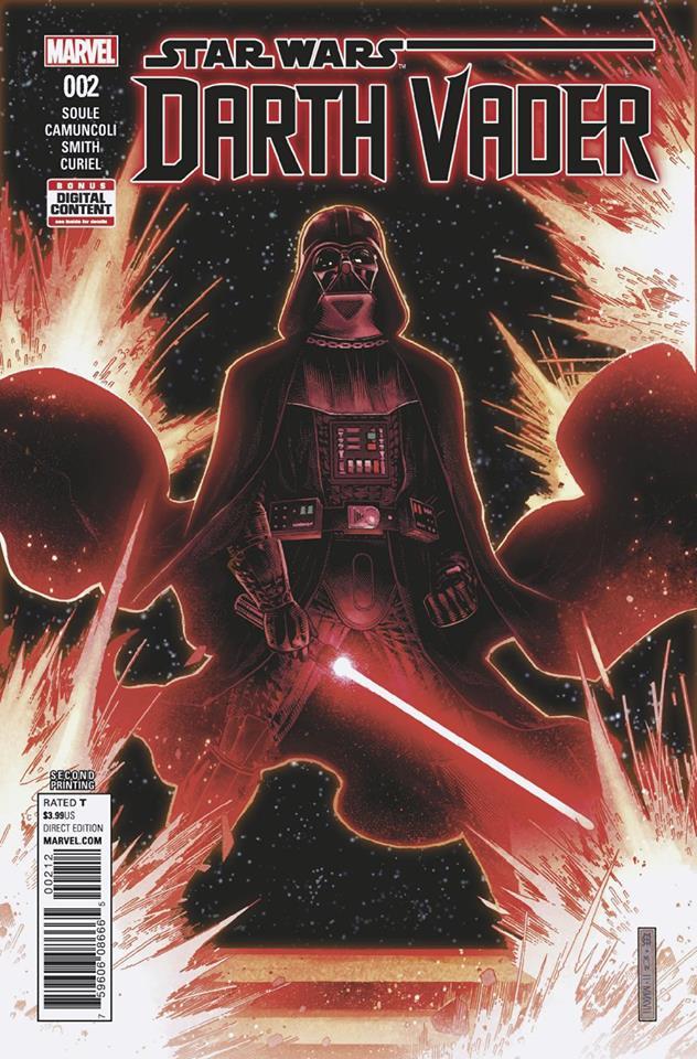 Star Wars Darth Vader (II) 2 - Second Printing