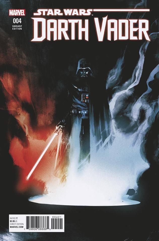 Star Wars Darth Vader (II) 4 - Rafael Alberquerque Variant